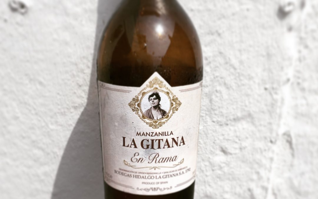 Oh, It's Here! The One & Only Manzanilla En Rama!